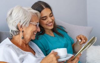 Cert III in Individual Support (Ageing)